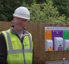 Work Completed on New 'Covid 19 Safe Working' Film
